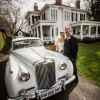 Classic Bentley at your wedding