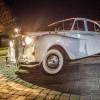 1966 Rolls Royce out side shot